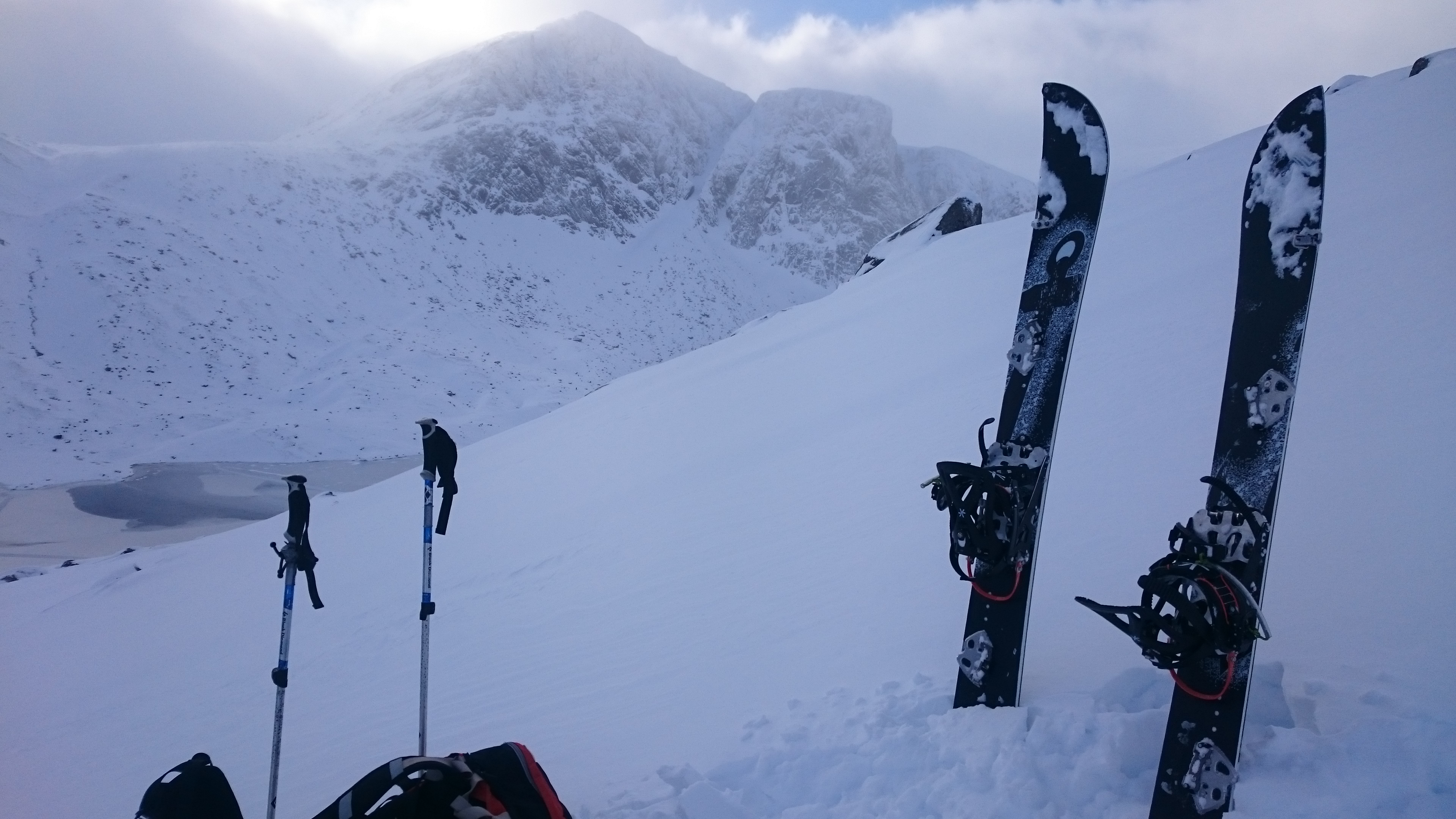 Ski, Telemark and splitboard Cairngorm